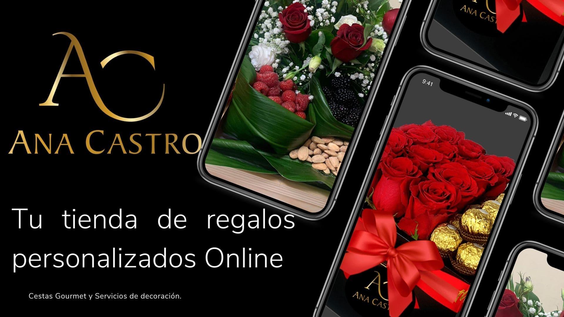 Tienda Online Ana Castro