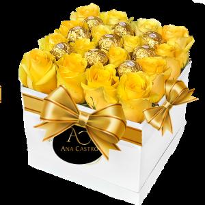 Bloom flores amarillas